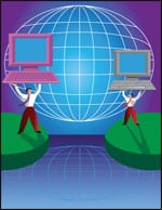 Tapping Into Outsourcing