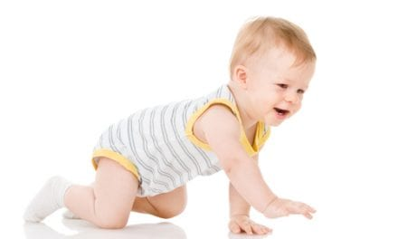 Crawling Babies Wake Up More Frequently at Night