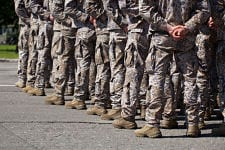 Sleep Disorders and Lack of Sleep Plague Active US Military Personnel