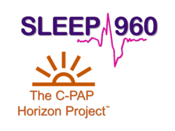 Sleep960 and C-PAP Horizon Project Will Integrate Technology