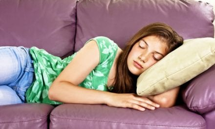 Increased Sleep Could Reduce Adolescent Obesity