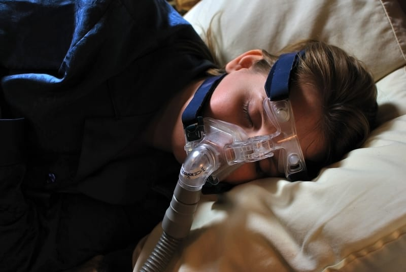 CPAP Reduces Risk of Death in People with COPD and Sleep Apnea