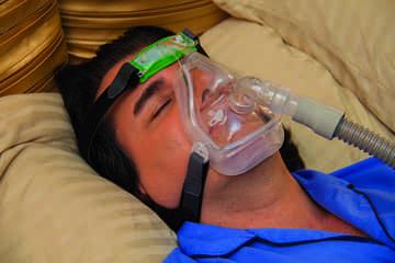 InnoMed's The Aspen Full-Face Mask