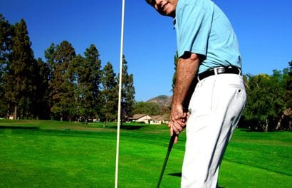 CPAP Use Improves Golf Performance