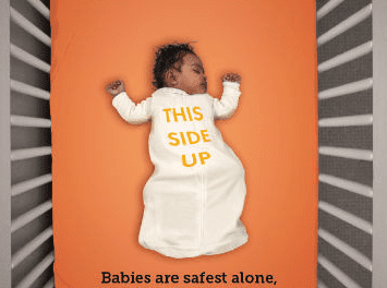 Ohio Launches ABCs of Safe Sleep Campaign
