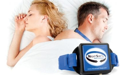 """OSA Therapy """"Night Shift"""" Available Via Crowd-funding Campaign"""