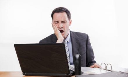 76% of Workforce Tired Most Weekdays