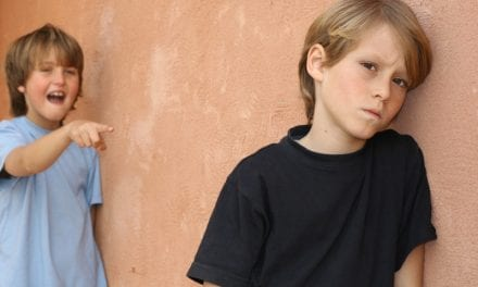 Nightmares May Signal Child Being Bullied