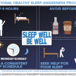 """""""Sleep Well, Be Well"""" National Campaign Launches Today"""