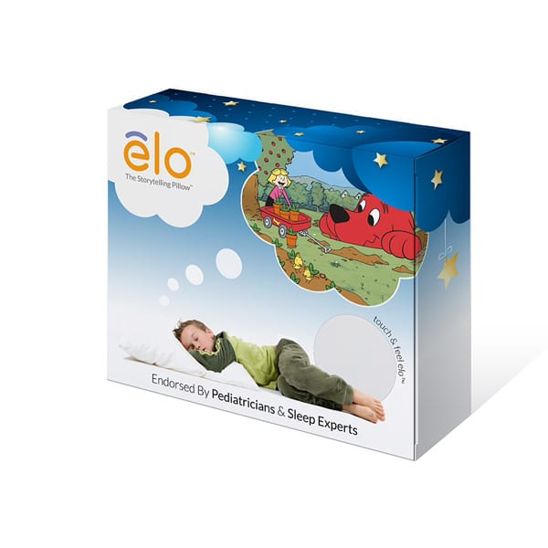 Elo Storytelling Pillow for Children
