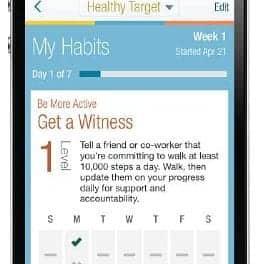 WebMD Launches Consumer Health Improvement Program in App