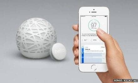 Sleep Sensor Breaks Through $1m on Kickstarter