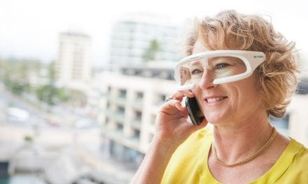 """Re-Timer Light Therapy """"Sunglasses"""" May Help Regulate Circadian Rhythms"""