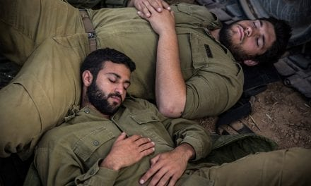 The Untold Casualty of the Conflict in Gaza: Sleep.
