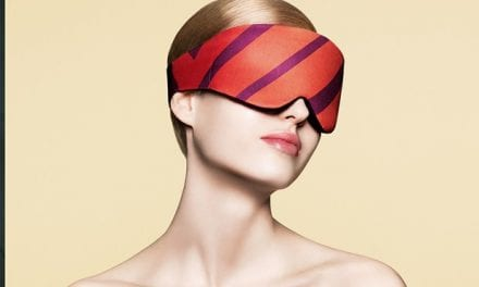 Sleep Mask Measures Brainwaves to Keep Naps Refreshing