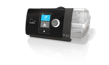 ResMed Launches AirSense 10 PAP Device Platform