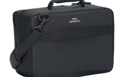 Philips Respironics PAP Travel Briefcase
