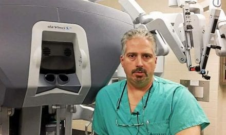 Middlesex Hospital Physician Pioneered Robotic Surgery for sleep Apnea
