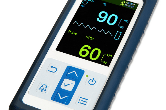 Nellcor Portable SpO2 Patient Monitoring System