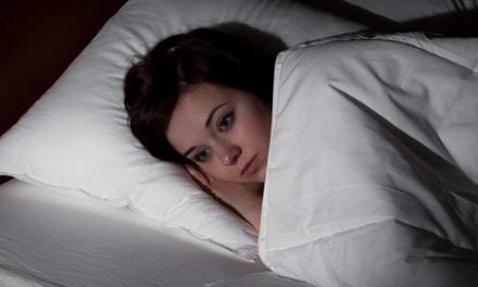 Insomnia Associated With Increased Risk for Suicidal Thoughts