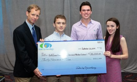 Wake Up Narcolepsy Awards $30,000 Research Grant to Dr Thomas Scammell