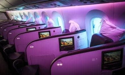 A Good Flight's Sleep
