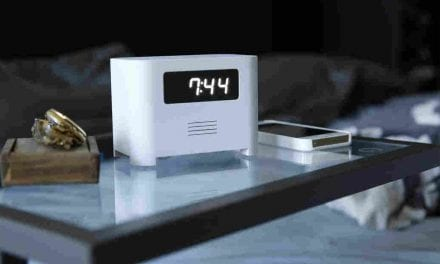 Innovation: An Alarm Clock That Won't Take 'Snooze' For An Answer