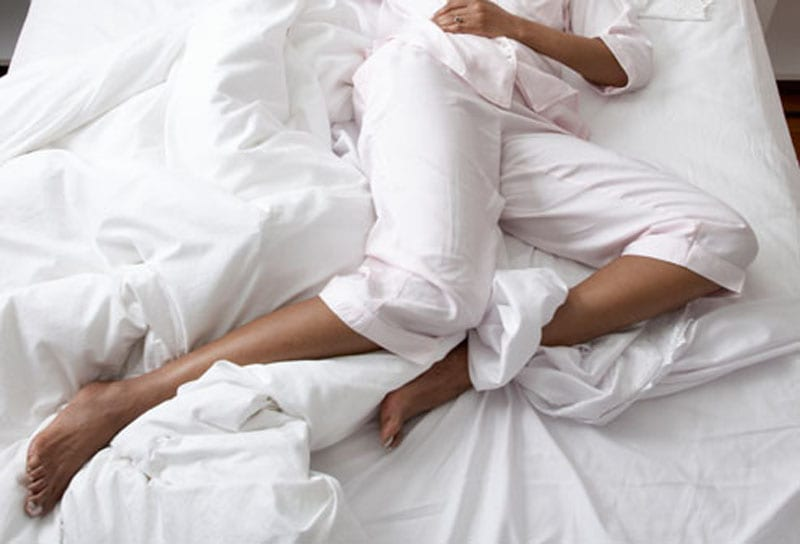 Stress During Pandemic Linked to Poor Sleep