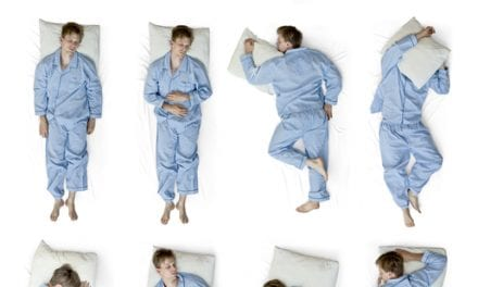Sleeping on Stomach May Increase Risk of Sudden Death in Epilepsy