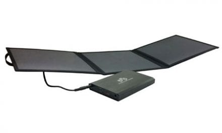C-100 CPAP Battery Pack Can Now Charge Via Solar Power