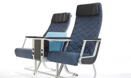 The Economy Seats of the Future: Radical Designs Offer More Legroom, A Better Sleep and an End to Elbow Wars in Cattle Class