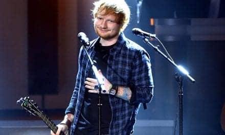 Spotify Says Ed Sheeran Dominates the World's Sleep Playlists