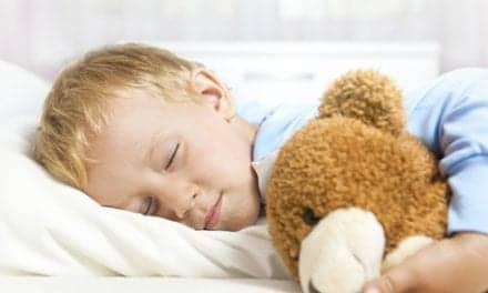 Workplace Intervention Improves Sleep of Employees' Children