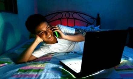 How Kids' Sleep Can Be Influenced by Digital Media