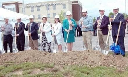 Clark Regional Medical Center Expansion Ground Breaking