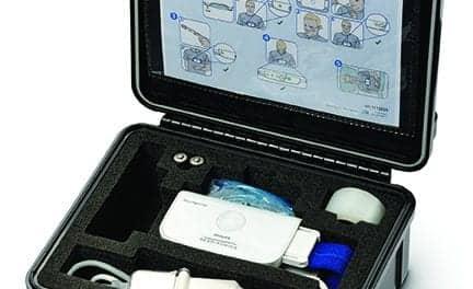 Philips Alice NightOne Home Sleep Testing Device