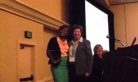 2015 AAST Awards: AAST Leadership Award Winner Shalanda Mitchell