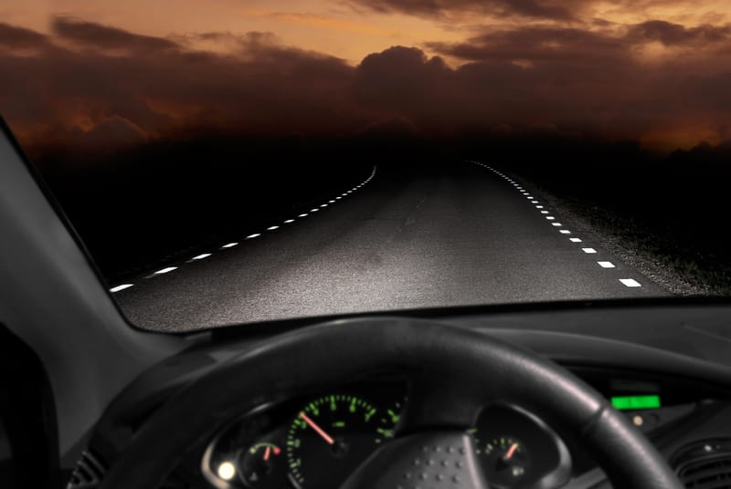 After Night Shift, Bright Light May Improve Driving Performance
