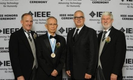 Nihon Kohden's Takuo Aoyagi Receives 2015 IEEE Medal for Pulse Oximetry Invention