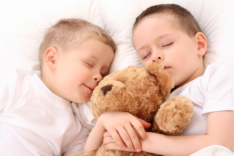 In Children, REM Sleep-Disrupting Medications May Interfere with Brain Development