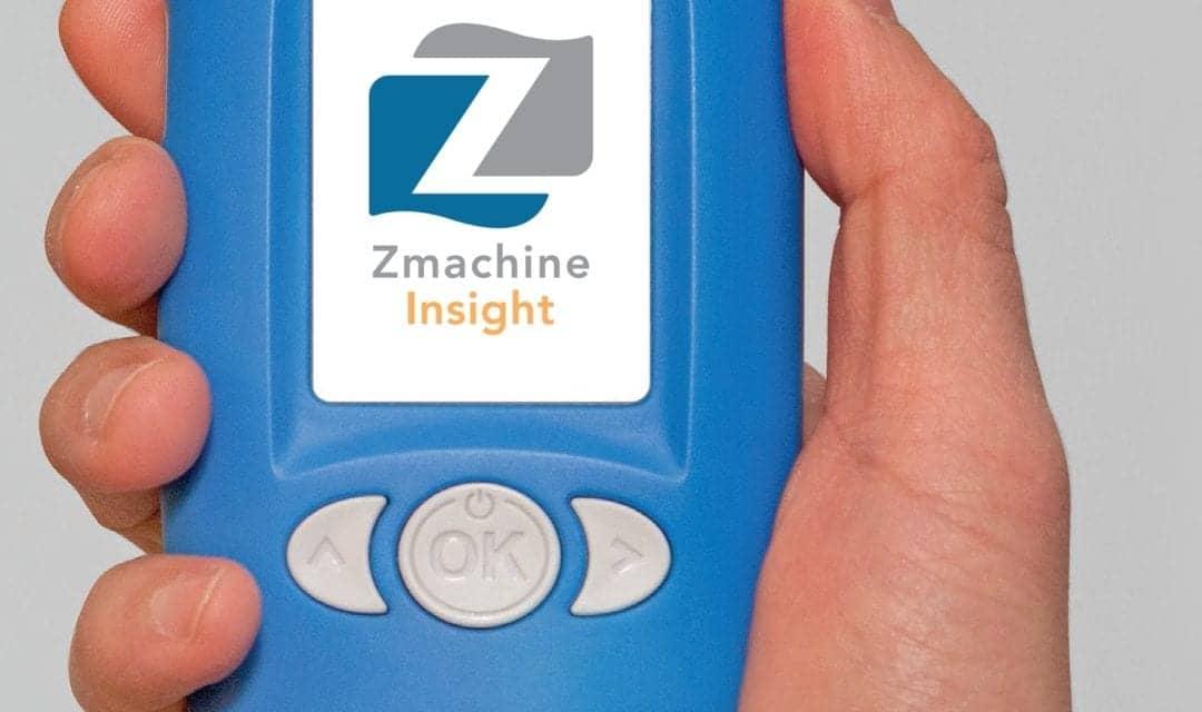 General Sleep Zmachine Insight Home Sleep Monitor