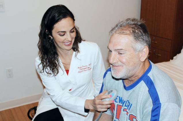 Ex-Queens Cop Saved From Sleep Apnea with Inspire Implant at New York-Presbyterian Hospital