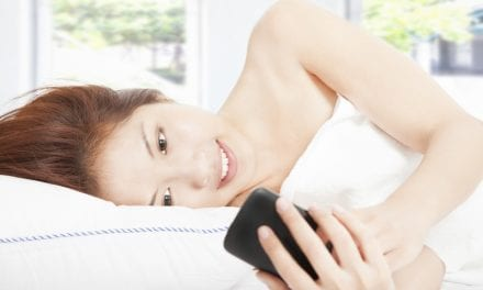 Nearly Three-Quarters Sleep With Smartphone in Bedroom