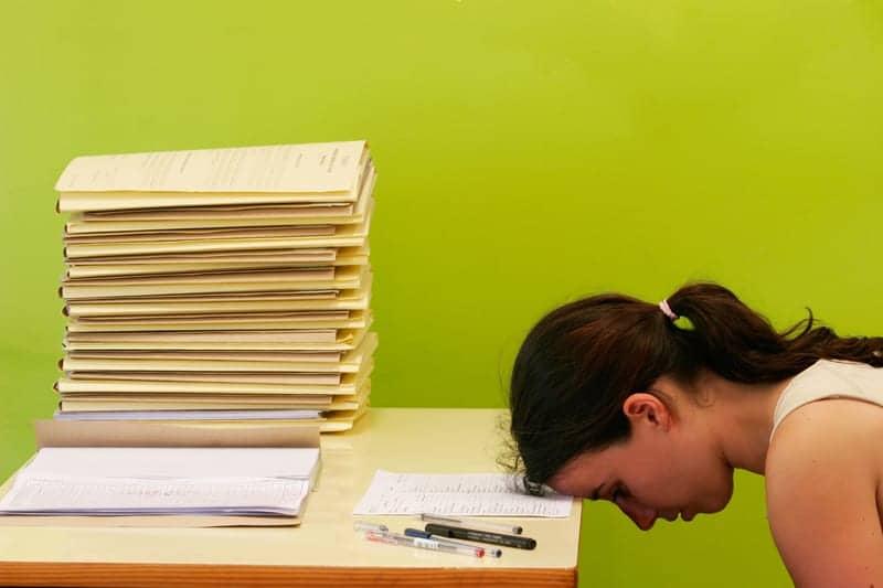 Causal Pathway May Link Job Stress, Sleep Disturbances