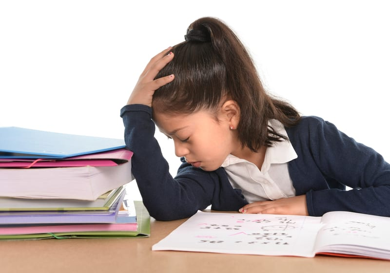 Poor Sleep Might Explain How Stress Affects Health in Kids