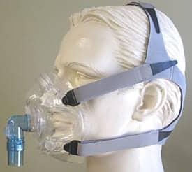 Hans Rudolph QUEST 6860 Series Homecare Mask