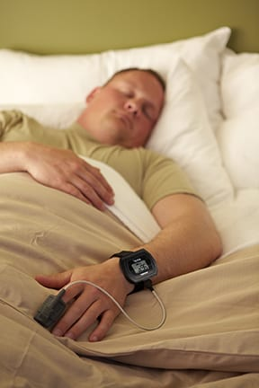 Using Overnight Pulse Oximetry to Manage Oral Appliance Therapy