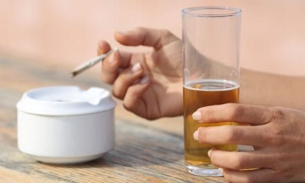 Nicotine Cancels Sleep-inducing Effects of Alcohol