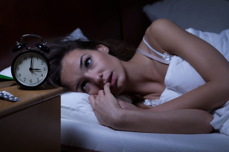 Why Do Women Have a Harder Time Sleeping Than Men?