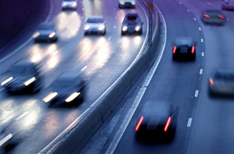 After Night Work, High Drowsy Driving Crash Risk on Commute Home